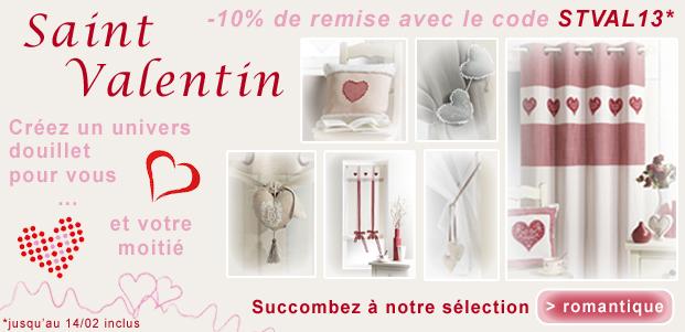Offre Saint Valentin Home Maison