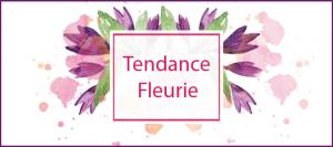 Tendance fleurie Déco Home Maison