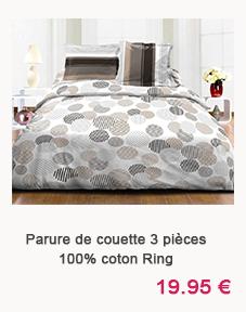 parure de lit Home Maison