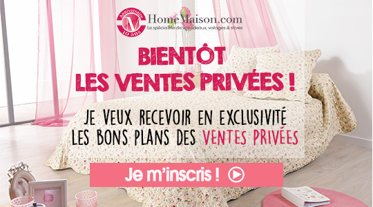 Vente privée de Pacques