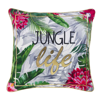 Coussin jungle Life