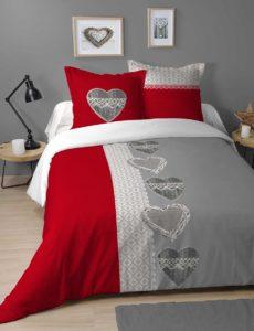 Parure de lit Saint Valentin