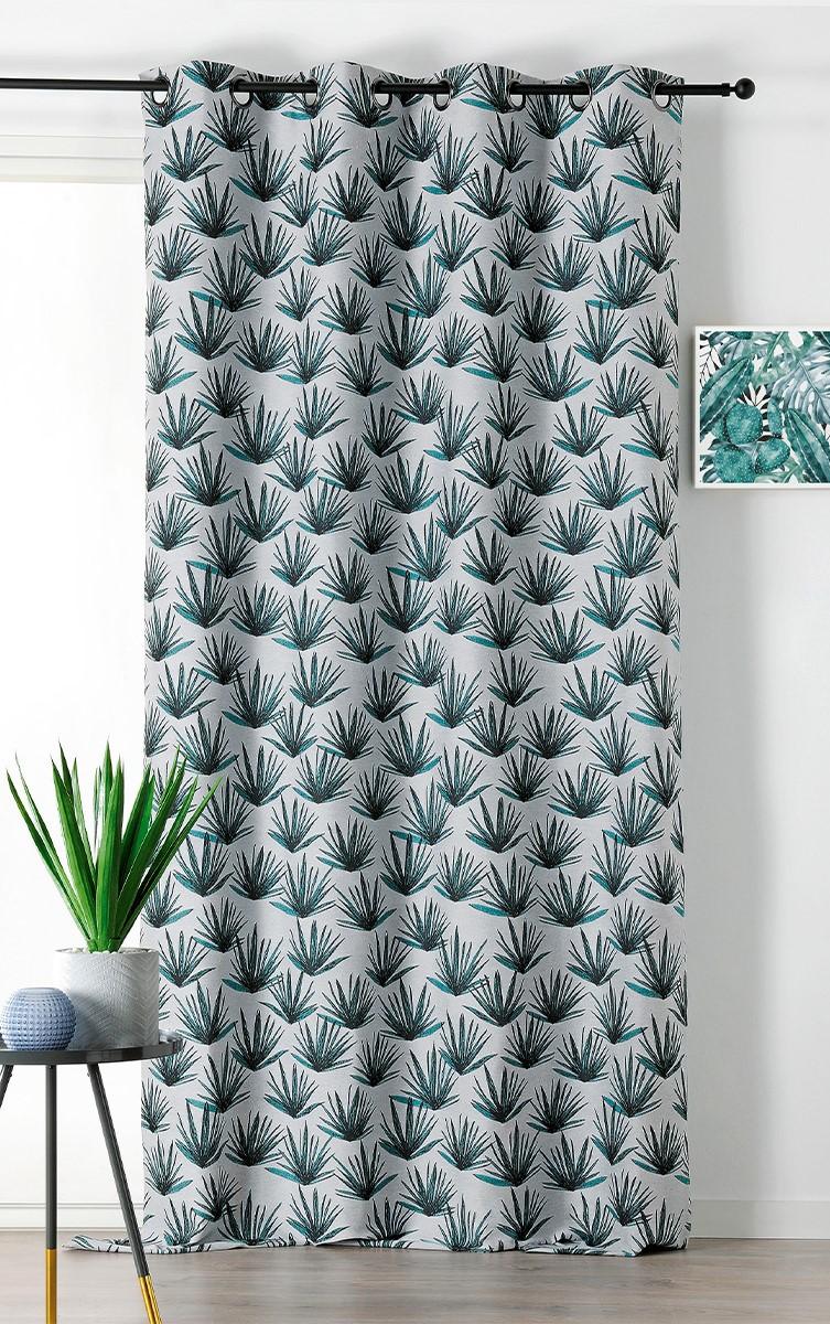 Tissus écologiques : rideau