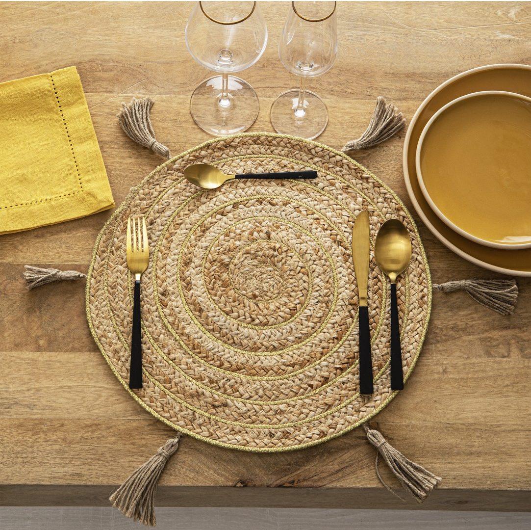 Set de table en jute